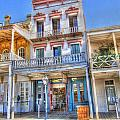 Old West Architecture by Barry Jones
