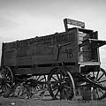 Old West Wagon by Steve McKinzie