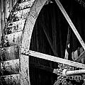 Old West Water Mill 2 by Darcy Michaelchuk