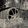 Old West Water Mill 3 by Darcy Michaelchuk