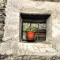 Old Window by Mats Silvan