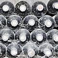 Old Wine Bottles by Mats Silvan