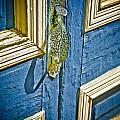 Old Wood Door by Marilyn Hunt