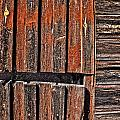 Old Wooden Wall by Jouko Lehto