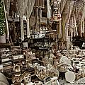 Old World Market by Joan Carroll