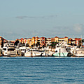Olde Naples Seaport by Christine Stonebridge