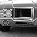 Olds C S In Black And White by Rob Hans