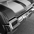 Olds Cs In Black And White by Rob Hans