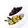 Olive Bowls by Jane Rix