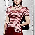 Olivia De Havilland, Ca. 1942 by Everett