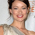 Olivia Wilde In The Press Room by Everett