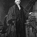 Olvier Ellsworth (1745-1807). Chief Justice Of The United States Supreme Court, 1796-1799. Steel Engraving, 1863 by Granger