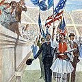Olympic Games, 1896 by Granger