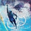 Olympics Swimming 01 by Miki De Goodaboom