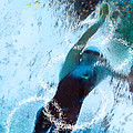Olympics Swimming 02 by Miki De Goodaboom