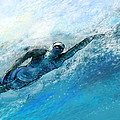 Olympics Swimming 03 by Miki De Goodaboom