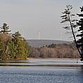 On Bear Creek Lake by Bill Cannon