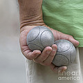 On The Boules Pitch by Heiko Koehrer-Wagner