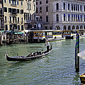 On The Canal In Venice by Madeline Ellis