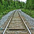 On The Rails by Heather Applegate