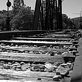 On The Rails by Kathy Kenney