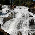 On The Rocks Glen Alpine Falls by LeeAnn McLaneGoetz McLaneGoetzStudioLLCcom
