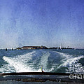On The Water 5 - Venice by Madeline Ellis