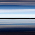 On The Water Abstract by Gary Eason