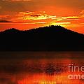 Onaping Canada Sunrise by Marjorie Imbeau