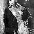 Once Upon A Honeymoon, Ginger Rogers by Everett