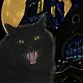 One Dark Halloween Night by Shane Bechler