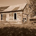 One Room School House by Rick Rauzi