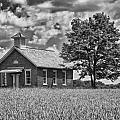One Room Schoolhouse by Brian Mollenkopf