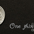 One Thin Dime by Andee Design