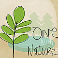 One With Nature by Linda Woods