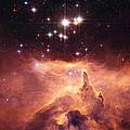 Open Cluster Pismis by Nasa