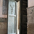 Open Door Hagia Sophia - Istanbul by Christiane Schulze Art And Photography