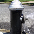 Open Fire Hydrant by Suhas Tavkar