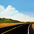 Open Road by Norm Holmberg