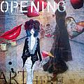 Opening Night by Jo Roffe