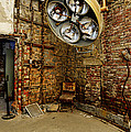 Operating Room - Eastern State Penitentiary by Paul Ward