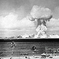 Operation Crossroads, Able Detonation by Science Source