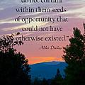 Opportunity by Dana Kern