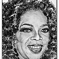 Oprah Winfrey In 2007 by J McCombie