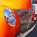 Orange Beauty by Randy Harris