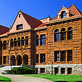 Orange County Courthouse by Timothy Bulone