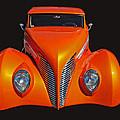 Orange  by Dave Mills