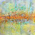 Orange Intenference by Lolita Bronzini