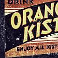 Orange Kist by Traci Cottingham