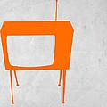 Orange Tv by Naxart Studio